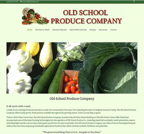 Old School Produce Company