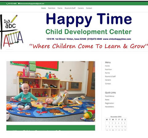 Happy Time Child Development Center
